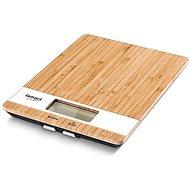 Lamart LT7024 Kuchyňská váha hnědá Bamboo - Kuchyňská váha