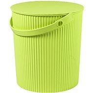 by inspire Extra pevný box 3v1 (30.8 × 33.1cm), zelená - Úložný box