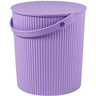 by inspire Extra pevný box 3v1 (30.8 × 33.1cm), fialová - Úložný box