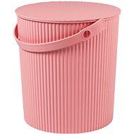 by inspire Extra pevný box 3v1 (30.8 × 33.1cm), růžová - Úložný box