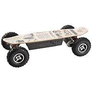 Skatey 800 Off-road wood art - Elektro longboard