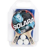 Stiga Set Solara - 2 pálky,3 míčky,1 síť - Set na stolní tenis