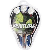 Stiga Set Venture - 1 pálka, 3 míčky a obal - Set na stolní tenis
