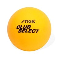 Stiga Club Select oranžové 6 ks - Míčky na stolní tenis