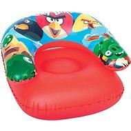 Nafukovací křeslo - Angry Birds, 76x76 cm - Nafukovací atrakce