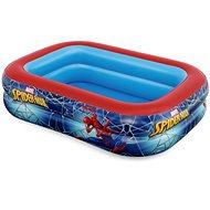 Nafukovací bazén obdélníkový Spiderman - 201x150x51 cm - Nafukovací bazén