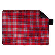 Husky Covery 150 červená - Pikniková deka