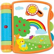Buddy toys Knížka se zvuky - Interaktivní hračka