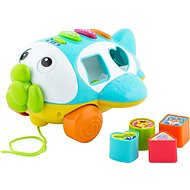 Buddy toys Letadlo vkládačka - Interaktivní hračka