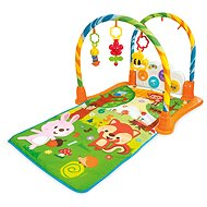 Buddy toys Hrací deka s tunelem - Hrací deka
