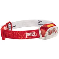 Petzl Actik CORE Red - Čelovka