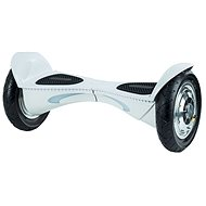 Kolonožka offroad Auto Balance system + APP + BT bílá - Hoverboard