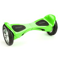 Kolonožka offroad Auto Balance system + APP + BT zelená - Hoverboard