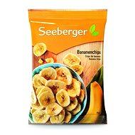 Sušené ovoce Seeberger Banánové chipsy 150g - Sušené ovoce