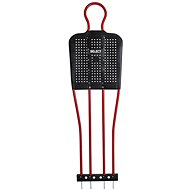 Select figurína, 180cm, červená - Tréninkové pomůcky pro fotbal