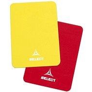 Select karty pro rozhodčí - Vybavení pro fotbalové rozhodčí