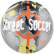 Select street soccer oranžová- žlutá - Fotbalový míč