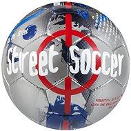 Select street soccer stříbrná - modrá - Fotbalový míč