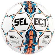 Select Contra white orange vel. 5 - Fotbalový míč