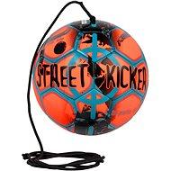 Select Street Kicker orange blue vel. 4 - Fotbalový míč