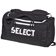 SELECT Lazio Sportsbag Black w/handle