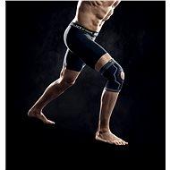 SELECT Elastic Knee support w/hole vel. XL - Ortéza na koleno