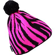 SHERPA Happy Kids Pink-Black M - Čepice