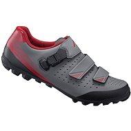 SHIMANO MTB obuv SH-ME301MG, šedá - Cyklistické tretry