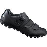SHIMANO MTB obuv SH-ME400ML, černá - Cyklistické tretry