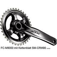 Shimano XTR FC-M9000 integr.klika 1x11 170 mm bez přev. bez BB misek bez krytu - Kliky na kolo