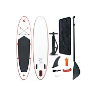 Shumee SUP, červeno-bílý - Paddleboard s příslušenstvím
