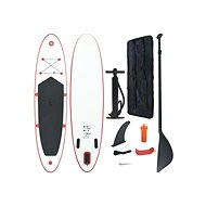 Shumee SUP, červenobílý - Paddleboard s příslušenstvím