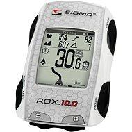 Sigma ROX 10.0 GPS Set White - Bicycle navigation