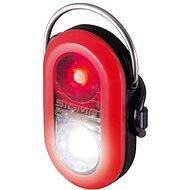 Sigma Micro Duo červená - Světlo na kolo