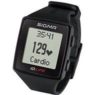 Sigma iD.LIFE Black - Chytré hodinky