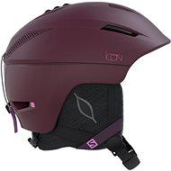 Salomon Icon2 M Beet Red - Lyžařská helma