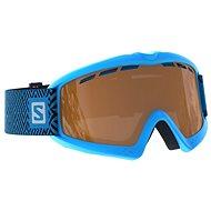 Salomon Kiwi Access Blue/Solar T.Orang - Lyžařské brýle