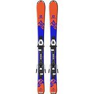 Salomon Qst Max Jr S + E C5 J75 - Dětské sjezdové lyže