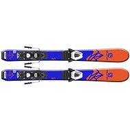 Salomon Qst Max Jr Xs + H C5 Sr - Dětské sjezdové lyže