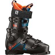 Salomon S/Max 120 Black/Orange vel. 16 EU/ 290 mm - Lyžařské boty