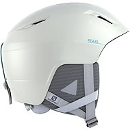 Salomon Pearl2 + White / Blue Bird - Ski Helmet