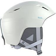 Salomon  Pearl2+ White/Blue Bird vel. M (56-59 cm) - Lyžařská helma