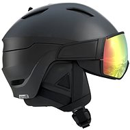 Salomon  Driver+ Photo Bk/All Weather vel. L (59-62 cm) - Lyžařská helma