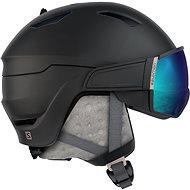 Salomon Mirage S Black/Rose Gold/Univ. vel. S (53-56 cm) - Lyžařská helma