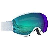 Salomon Ivy Photo Wh/All Weather Blue - Lyžařské brýle