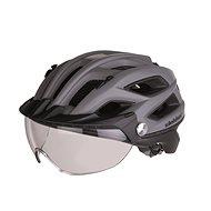 Slokker Visor Penegal Silver 61+ cm - Helma na kolo