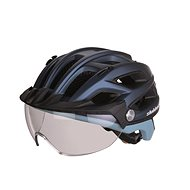 Slokker Visor Penegal Blue 61+ cm - Helma na kolo