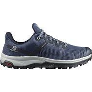 Salomon OUTline Prism GTX W modrá /šedá EU 36 / 215 mm - Trekové boty