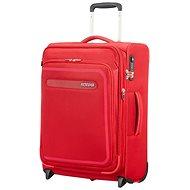 American Tourister Airbeat Upright 55 EXP Pure Red - Cestovní kufr s TSA zámkem
