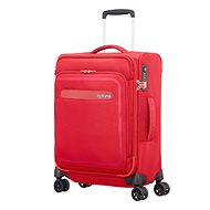 American Tourister Airbeat Spinner 55 EXP Pure Red - Cestovní kufr s TSA zámkem